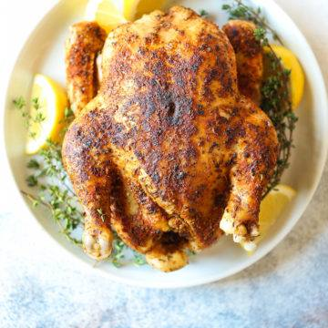 Instant Pot Rotisseries Chicken, a perfect weeknight dinner recipe